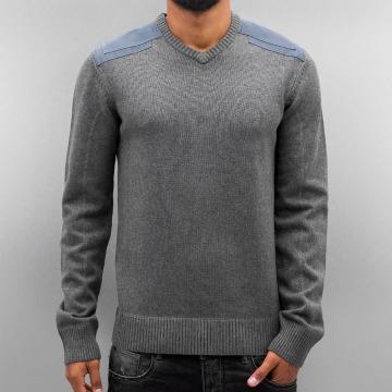 Cordon Пуловер Wayde серый