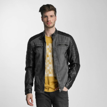Cordon Leather Jacket Eric black