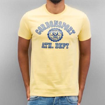 Cordon T-paidat Ole keltainen