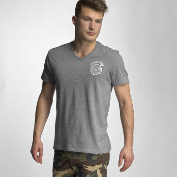 Cordon T-Shirt Jens grey
