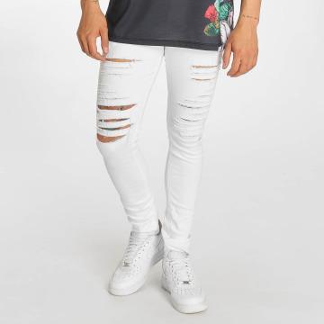 Criminal Damage Облегающие джинсы Camden белый