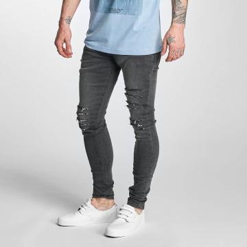 Criminal Damage Облегающие джинсы Koko серый