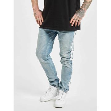 Criminal Damage Облегающие джинсы Tape синий