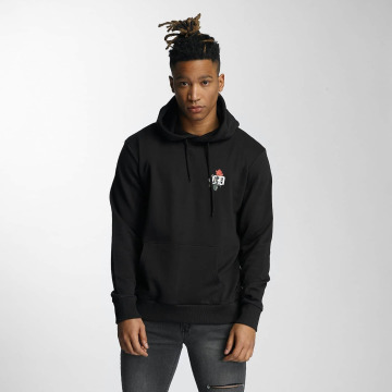 Criminal Damage Hoody Keefe schwarz