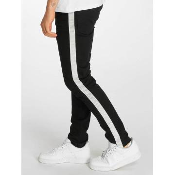 Criminal Damage Skinny Jeans Tape black