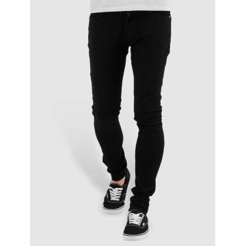 Criminal Damage Skinny jeans Super zwart