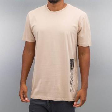 Criminal Damage T-Shirt Decent beige
