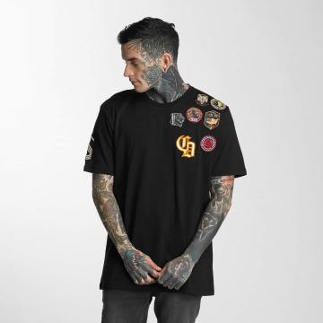 Criminal Damage T-Shirt Insignia black
