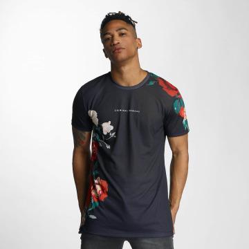 Criminal Damage T-Shirt Luis black