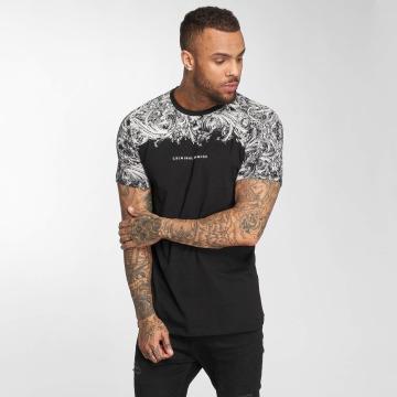 Criminal Damage T-Shirt Fresco black