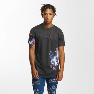 Criminal Damage T-Shirt Lyon schwarz