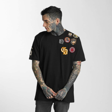 Criminal Damage T-shirt Insignia svart