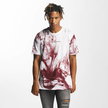 Criminal Damage T-Shirt Haze white