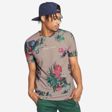 Criminal Damage T-Shirty Carpel bezowy