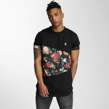 Criminal Damage T-Shirty Kew czarny