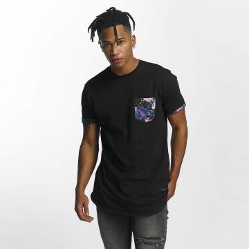Criminal Damage T-Shirty Puglia czarny