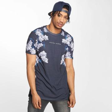 Criminal Damage T-Shirty Late czarny