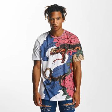 Criminal Damage T-skjorter Chronicles hvit