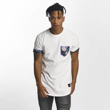Criminal Damage T-skjorter Puglia hvit
