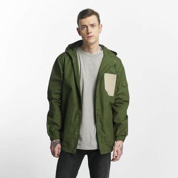 Cyprime Демисезонная куртка Moonstone оливковый