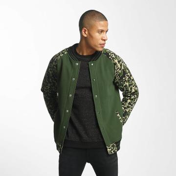 Cyprime Университетская куртка Draco камуфляж