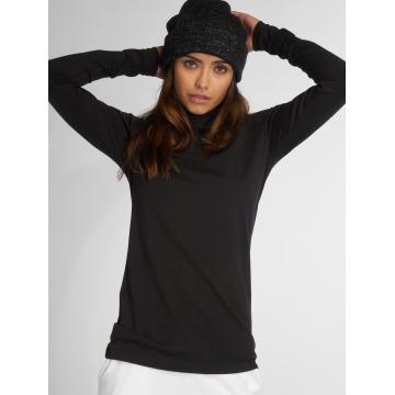 Cyprime Camiseta de manga larga Samarium negro
