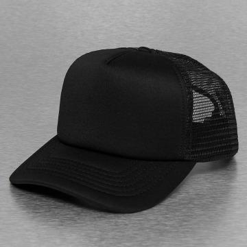 Cyprime Casquette Trucker mesh Basic noir