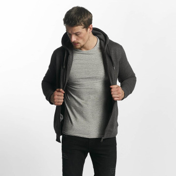 Cyprime Hoodies con zip Road grigio