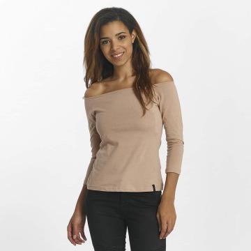 Cyprime Maglietta a manica lunga Thorium rosa chiaro