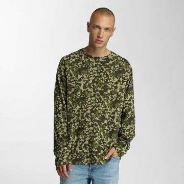 Cyprime Pitkähihaiset paidat Basic camouflage