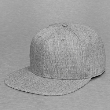 Cyprime Snapback Cap Basic grey