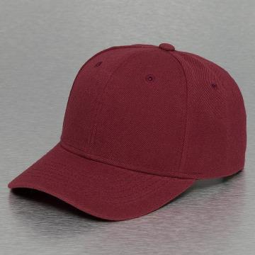 Cyprime Snapback Cap PreCurved red