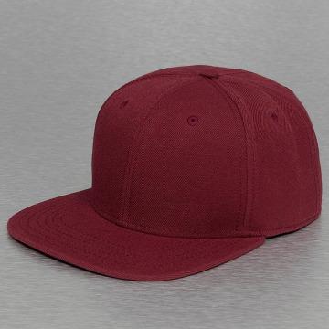 Cyprime Snapback Cap Basic rosso