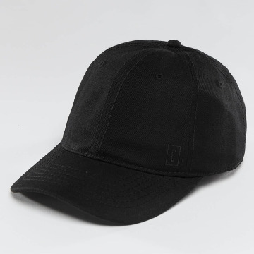 Cyprime Snapback Cap Cardiff schwarz