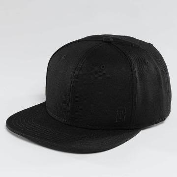 Cyprime snapback cap Starter Shape zwart