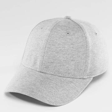 Cyprime Snapback Caps Cardiff šedá
