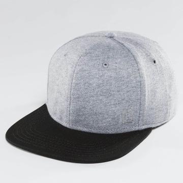 Cyprime Snapback Caps Starter Shape šedá