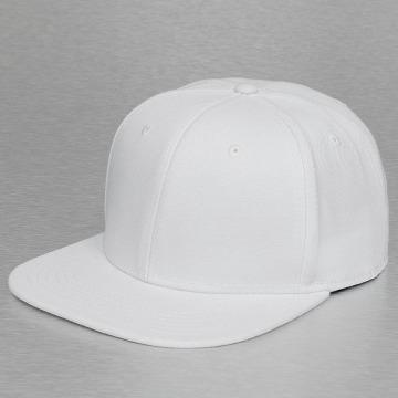 Cyprime Snapback Caps Basic bialy