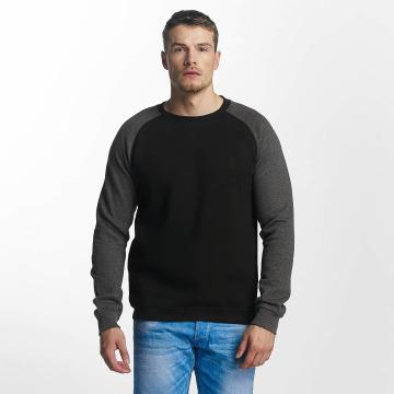 Cyprime Swetry Crew Neck czarny