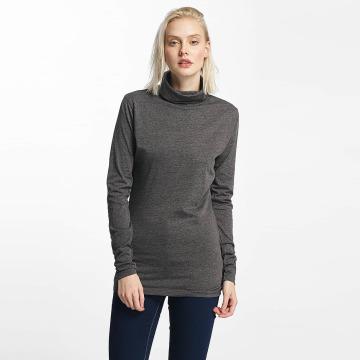 Cyprime T-Shirt manches longues Samarium gris