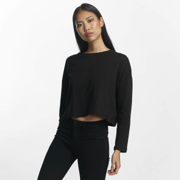 Cyprime T-Shirt manches longues Thorium noir