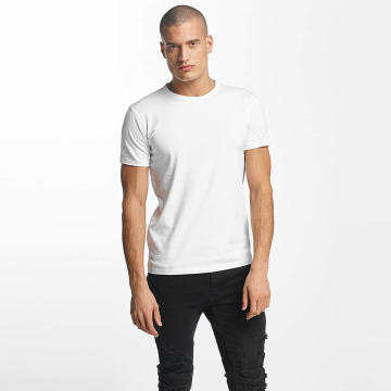 Cyprime T-Shirty Basic bialy