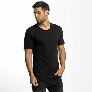 Cyprime T-Shirty Titanium czarny