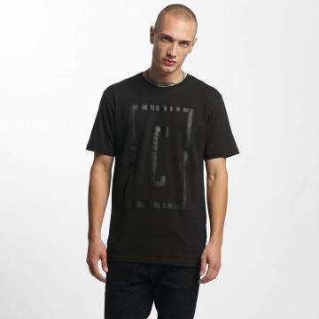 Cyprime T-Shirty Lawrencium czarny