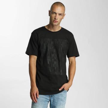 Cyprime T-Shirty Holmium czarny