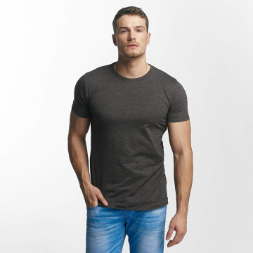 Cyprime T-Shirty Basic szary