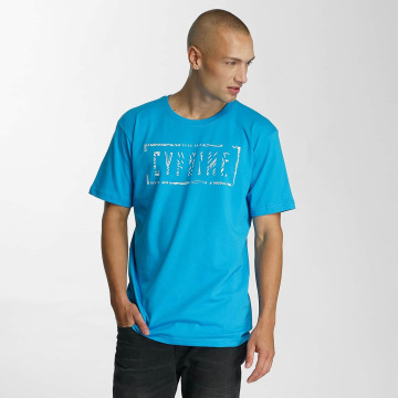 Cyprime T-Shirty Cerium turkusowy