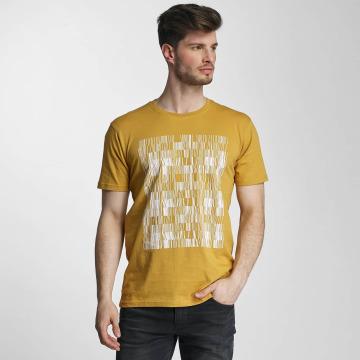 Cyprime T-skjorter Holmium gul