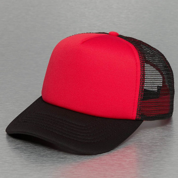 Cyprime Trucker Cap Basic red