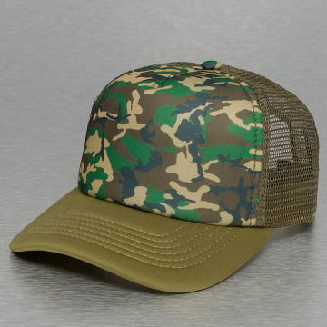 Cyprime Trucker Caps Basic camouflage